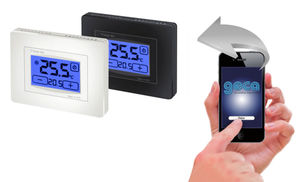 application mobile de gestion de thermostats