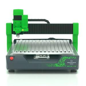 machine de gravure par rayage