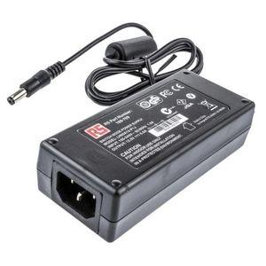 alimentation électrique pour ordinateur portable / AC/DC / à sortie simple / régulée