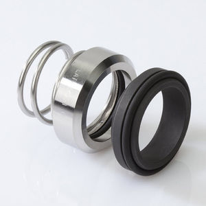 garniture mécanique à ressort / pour pompe centrifuge / pour liquide corrosif / en acier inoxydable