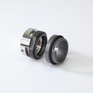 garniture mécanique à soufflet / pour pompe centrifuge / pour chaudière / pour liquide corrosif