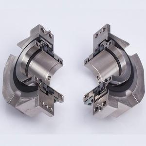 garniture mécanique en deux parties
