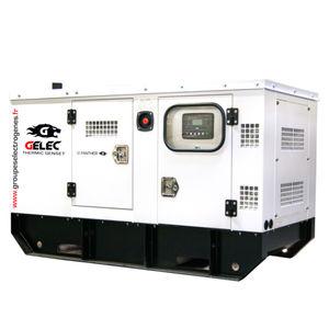 groupe électrogène triphasé / monophasé / diesel / stationnaire