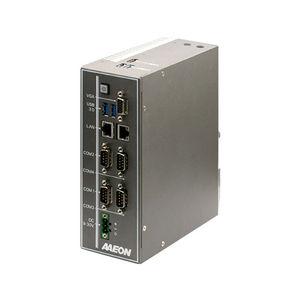 PC sans ventilateur / embarqué / Intel® Celeron™ 3955U / Intel® Core™ i3-6100U