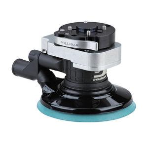 ponceuse excentrique / pneumatique / compatible avec un système d'aspiration centrale / pour robots