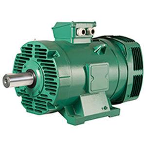 moteur triphasé / à induction / 400 V / 380 V