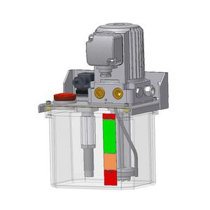 pompe à graisse / électrique / à engrenage / industrielle