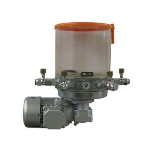 pompe à huile / à graisse / électrique / à piston