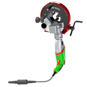 coupe-tube en acier / en acier inoxydable / orbital / portatif