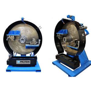 chanfreineuse électrique / pneumatique / hydraulique / portative