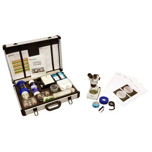 appareil de surveillance pour fluide hydraulique / d'huile / de particules