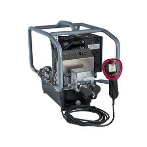 groupe hydraulique à moteur électrique