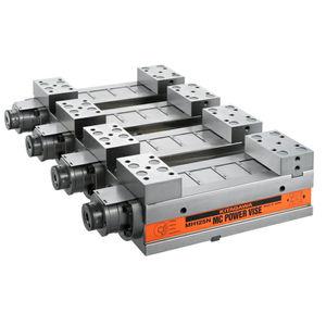 étau pour machine-outil / pneumatique / modulable / multiple