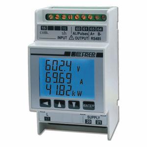 analyseur de réseau électrique DC / de qualité d'énergie / de puissance / de tension