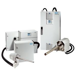 analyseur pour surveillance d'émissions de gaz