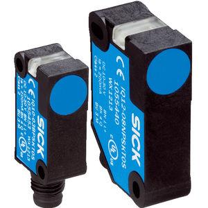capteur de proximité inductif / rectangulaire / miniature / durci