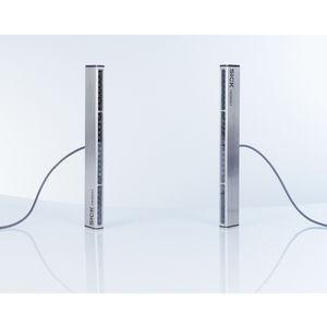 barrière immatérielle compacte / de sécurité type 4 / multifaisceau / type barrage