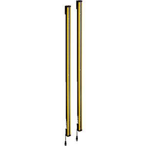 barrière immatérielle de sécurité type 4 / multifaisceau / type barrage / IP65