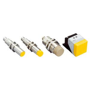 interrupteur de proximité de sécurité / inductif / cylindrique / rectangulaire