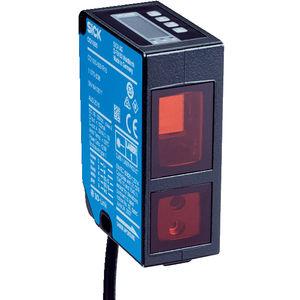 capteur de déplacement linéaire / sans contact / laser par triangulation / à sortie analogique