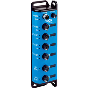 passerelle de communication / IO-Link Master / pour capteur