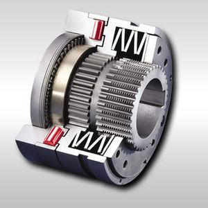 limiteur de couple à rouleaux / sans friction / avec roue dentée / de sécurité