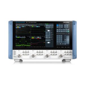 analyseur de réseau vectoriel / numérique / haute performance / avec écran tactile