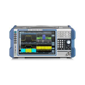 analyseur de puissance / de spectre / numérique / avec écran tactile