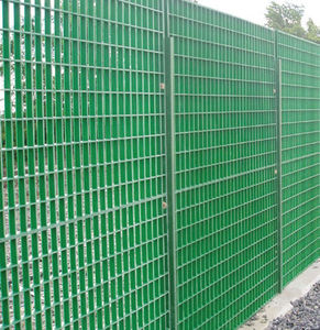 clôture de sécurité
