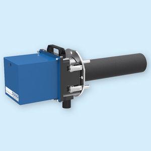 appareil de mesure de concentration / de poussière / à diode laser / pour gaz de process