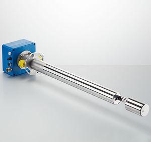 appareil de mesure de concentration / de poussière / optique / de gaz
