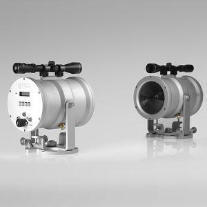 système de surveillance de température / de pression / de radiation / solaire