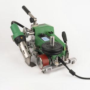système de soudage à air chaud / automatique / intégré / pour plastique
