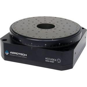 platine de positionnement rotative / motorisée / 1 axe / compacte