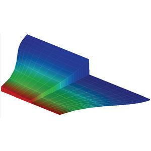 logiciel de simulation de mécanique des fluides