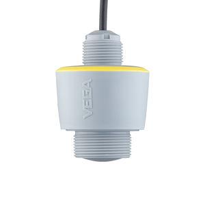 capteur de niveau radar / pour eau / pour solides / 4-20 mA