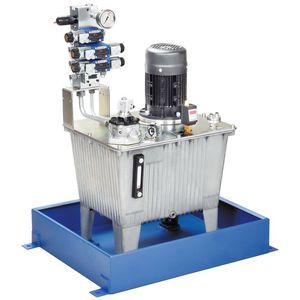 groupe hydraulique avec moteur électrique