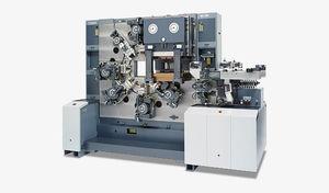 poinçonneuse automatique / mécanique / pour barres en fer / de formage