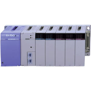 automate programmable compact / pour bus de terrain / sur réseau Ethernet / modulaire