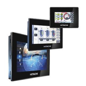 HMI à écran tactile