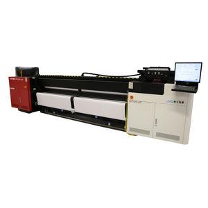 machine d'impression à jet d'encre UV / à 4 couleurs / à 6 couleurs / pour papier