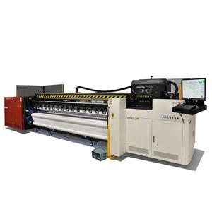machine d'impression offset rotative