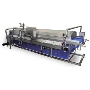 machine à blanchir de légumes