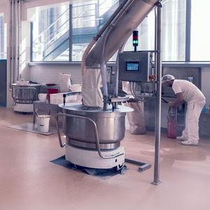système d'automatisation pour machine de production