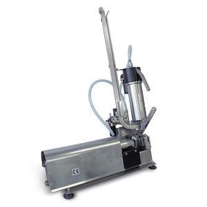 machine à clipper pneumatique
