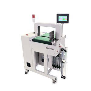 machine de pose de bandeau automatique