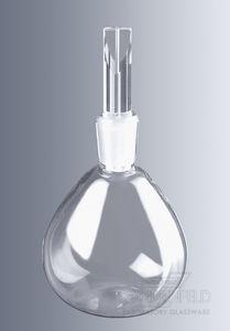 pycnomètre en verre