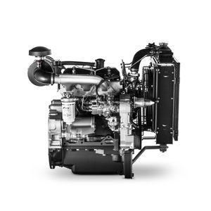 moteur thermique diesel / à 4 cylindres / à 3 cylindres / turbo
