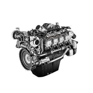moteur thermique diesel / à 8 cylindres / turbo / à rampe commune