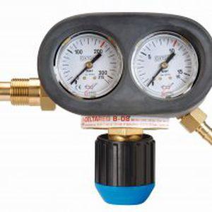 régulateur de pression pour gaz / mono-étagé / à membrane